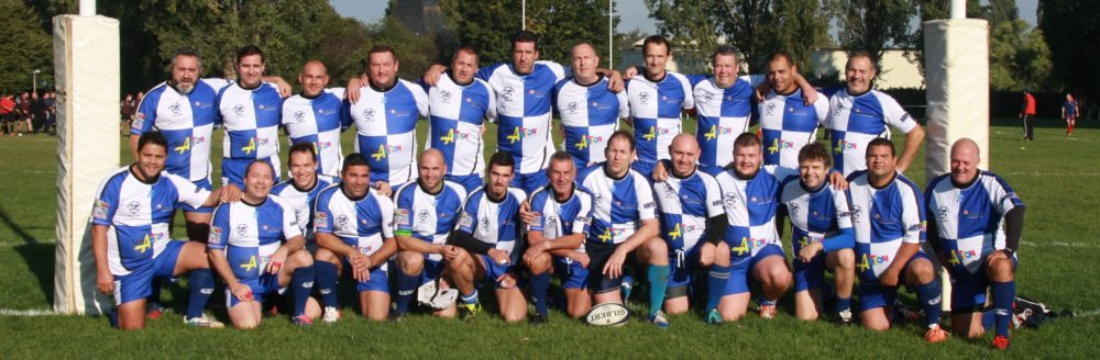 Ze Blue Brothers Rugby Band